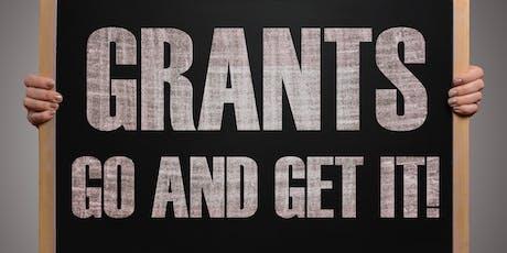Grantwriting Bootcamp 101 tickets