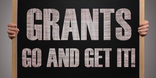 Grantwriting Bootcamp 101
