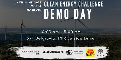 Clean Energy Challenge Demo Day tickets