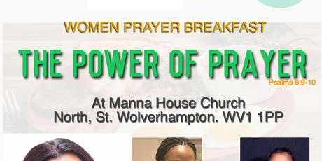 THE POWER OF PRAYER  tickets