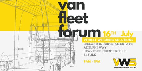 Van Fleet Forum - Chesterfield tickets
