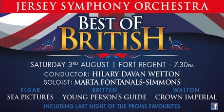 Jersey Symphony Orchestra - Summer Concert tickets