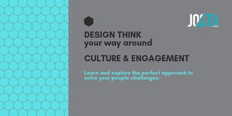 HR Hackathon- Design Think your way around Culture & Engagement tickets