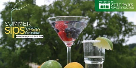 Summer Sips - a Vodka & Tequila Tasting to Support Ault Park tickets