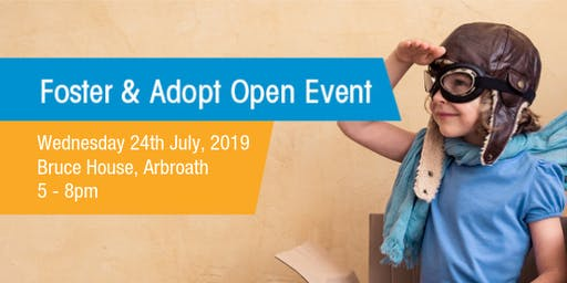Fostering & Adoption Open Event July 2019