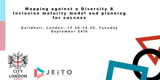 Mapping against a Diversity & Inclusion maturity model and planning for success