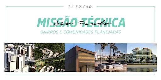 MISSÃO SÃO PAULO - 2º EDIÇÃO