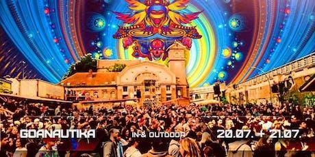 Goanautika spring Festival 2 Days /w. Jilax, Schrittmacher u.a Tickets