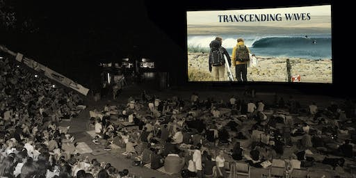 "Cine Mar - Surf Movie Night ""TRANSCENDING WAVES"" Open Air - München"