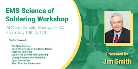 Hands-On Soldering Workshop tickets
