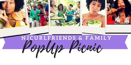 2nd Annual NJCurlfriends & Family PopUp Picnic