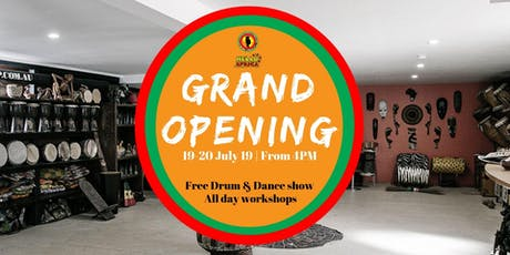 Hello Africa Grand Opening tickets