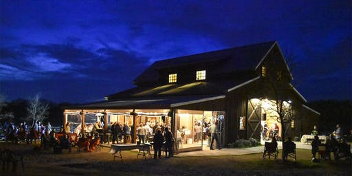 Barn Dance, Smore's and Great Texas Wine at BarnHill Vineyards!  Featuring the Rodney Smith Band!