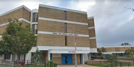 Ferebee-Hope School Public Surplus Hearing  tickets