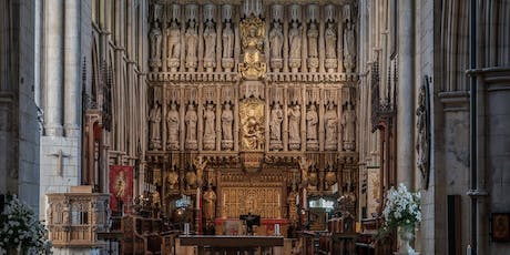 The Dean of Southwark Tour - A Spiritual Tour of Southwark Cathedral tickets