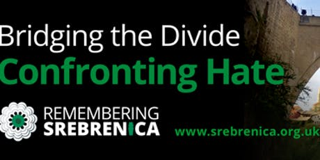 Remembering Srebrenica Memorial Event tickets