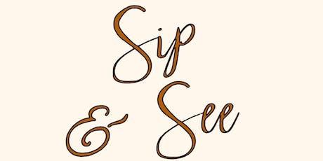 Sip & See Fundraiser 2019 tickets