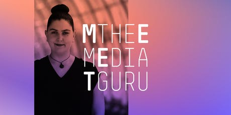 Honor Harger | Meet the Media Guru biglietti