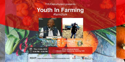 Ekurhuleni: #1976reimagined: Youth in Farming #farm2fork