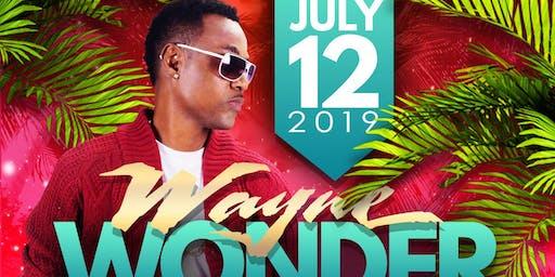 WAYNE WONDER LIVE @ KOLA LOUNGE - 0712