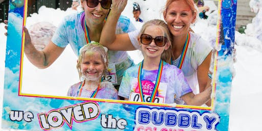 Bubbly Colour Run - Downpatrick Racecourse