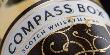 The Whisky Social - Compass box with Grant Neave tickets