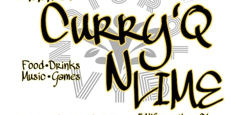 Natural VYB's 1st Annual Curry'Q and Lime tickets