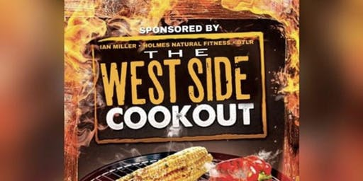 1st annual West Side Cookout