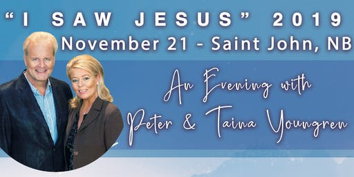 I Saw Jesus 2019 - Saint John