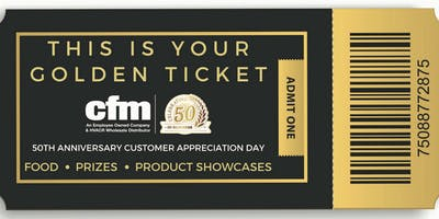 cfm's 50th Anniversary Customer Appreciation Day - Kansas City