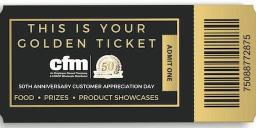 cfm's 50th Anniversary Customer Appreciation Day - Kansas City