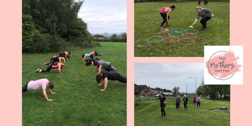Fun Fitness Session- Northop C.C.