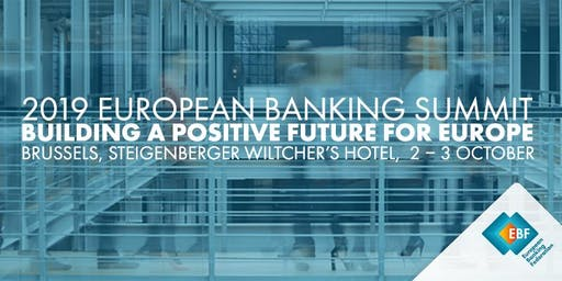 European Banking Summit- REGISTRATION FOR EBF NON-MEMBERS