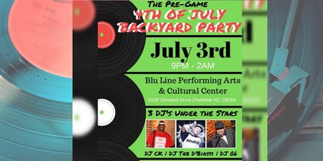 The Pre-Game 4th Of July Backyard Party tickets