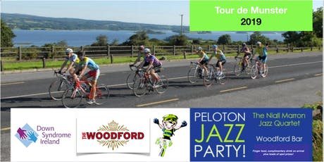 Tour de Munster Peloton Jazz Party 2019 tickets