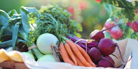 Vegetarian Society Cooking Class tickets