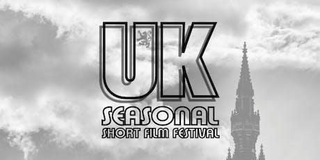 UK Seasonal Short Film Festival AUTUMN 2019 tickets