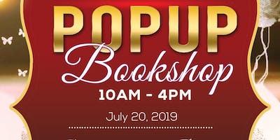 POPUP Bookshop Experience