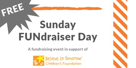 Sunday FUNdraiser Day tickets