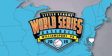 Little League Baseball World Series Tournament New Orleans Watch Party tickets