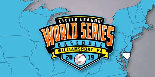 Little League Baseball World Series Tournament New Orleans Watch Party
