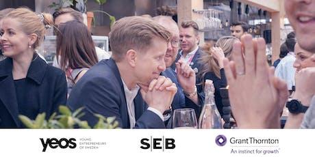 Sommarmingel för unga entreprenörer i Göteborg tickets