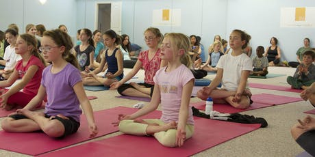 GroovyKids® Yoga Formazione Yoga ai Bambini biglietti