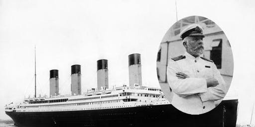 Talk: The Titanic Story: Southampton Crew