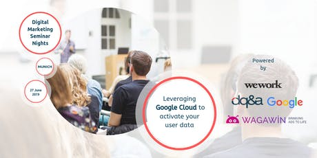 DQ&A Seminar | How to use Google Cloud for your business Tickets