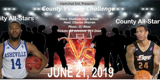 City vs County All-star Challenge