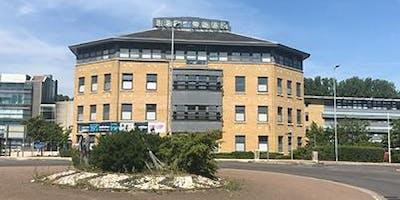 Anglia Ruskin University guided tour