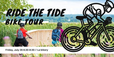 Ride the Tide July billets