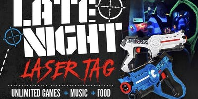 Late Night Laser Tag