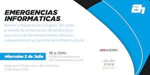 Hikvision Argentina y Cisco Meraki